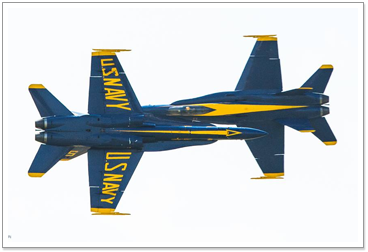 Photo Services in Ypsilanti, MI: Blue Angels Performing